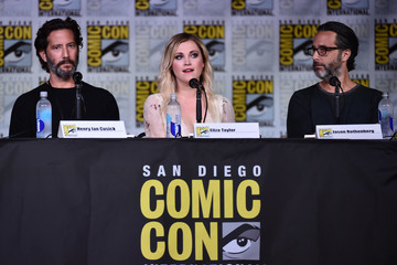 Henry Ian Cusick Comic-Con International 2016 - 'The 100' Special Video Presentation And Q&A