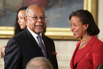 Henry Louis Gates  Obama Honors 21 Americans With Presidential Medal of Freedom
