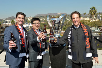 Henry Nguyen Major League Soccer Awards New Los Angeles Club