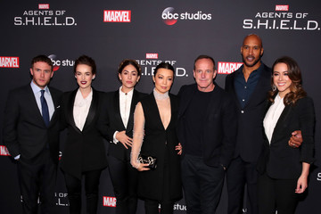 Henry Simmons 100th Episode Celebration Of ABC's 'Marvel's Agents Of S.H.I.E.L.D.' - Arrivals