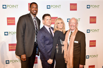 Herb Hamsher Celebs Attend the 2015 Point Honors Gala