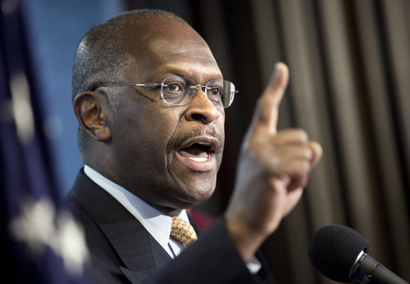 Who is Herman Cain?