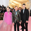 Hero Fiennes Tiffin The 2019 Met Gala Celebrating Camp: Notes On Fashion - Arrivals