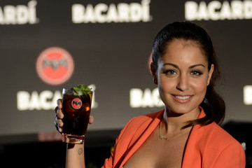 Hiba Abouk Bacardi Untameable Presentation