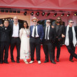 Hideo Nakata 'Words With Gods' - Premiere - 71st Venice Film Festival