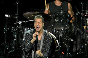 Perry Farrell and Brad Wilk perform at I Am The Highway: A Tribute to Chris Cornell at the Forum on January 16, 2019 in Inglewood, California.
