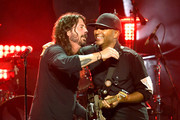 Dave Grohl Tom Morello Photos Photo