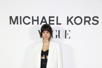 Hikari Mori Michael Kors and Vogue Japan Celebrate Kate Hudson's Work With Watch Hunger Stop in Support of the World Food Programme