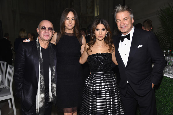 Elton John AIDS Foundation Commemorates Its 25th Year and Honors Founder Sir Elton John During New York Fall Gala - Inside