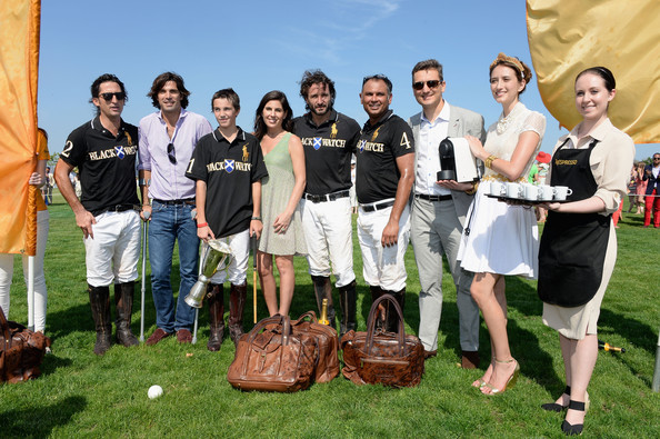 The Sixth Annual Veuve Clicquot Polo Classic - Match [black watch,community,team,youth,event,competition,competition event,recreation,stick and ball sports,tourism,stick and ball games,frederic levy,president,vanessa kay,usa,winnng team,veuve clicquot,veuve clicquot polo classic,match,match]