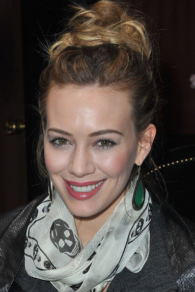 hilary duff wedding hair. hilary duff wedding hair.