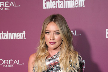 Hilary Duff 2017 Entertainment Weekly Pre-Emmy Party - Red Carpet