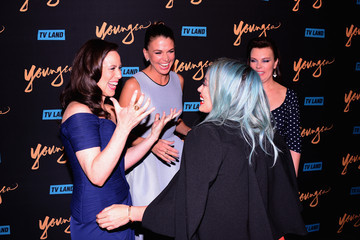 Hilary Duff Sutton Foster Premiere Of TV Land's 'Younger' - Arrivals