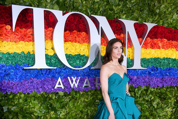 Hilary Rhoda 73rd Annual Tony Awards - Arrivals