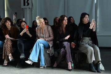 Hilary Rhoda Carlisle Fall/Winter 2018 Runway Show - Front Row
