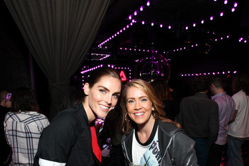 Hilary Rhoda Reebok #girlswithgrit Showcase