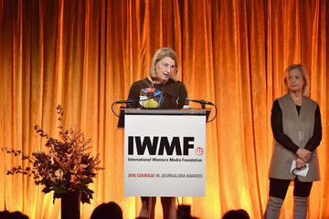 Hilary Rosen The International Women's Media Foundation's 27th Annual Courage in Journalism Awards Ceremony - Inside