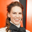Hilary Swank Premiere Of Universal Pictures'
