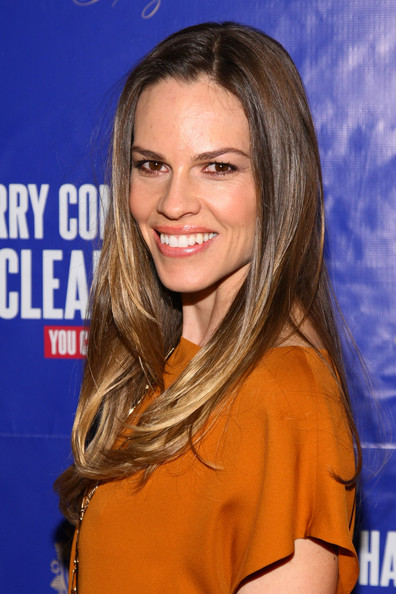 "Hilary Swank - ""On A Clear Day You Can See Forever"" Broadway Opening Night - Arrivals & Curtain Call"