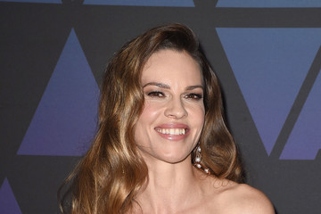 Hilary Swank Academy Of Motion Picture Arts And Sciences' 10th Annual Governors Awards - Arrivals