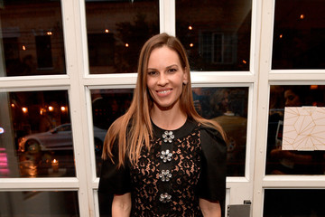 Hilary Swank The Hollywood Reporter And Hudson's Bay Celebrate 'Colette' And 'What They Had' With Bleecker Street And Elevation Pictures At TIFF