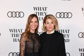 Hilary Swank Audi Canada Hosts Hilary Swank In Celebration Of 'What They Had' During The Toronto International Film Festival