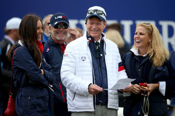 Hilary Watson Singles Matches - 2014 Ryder Cup