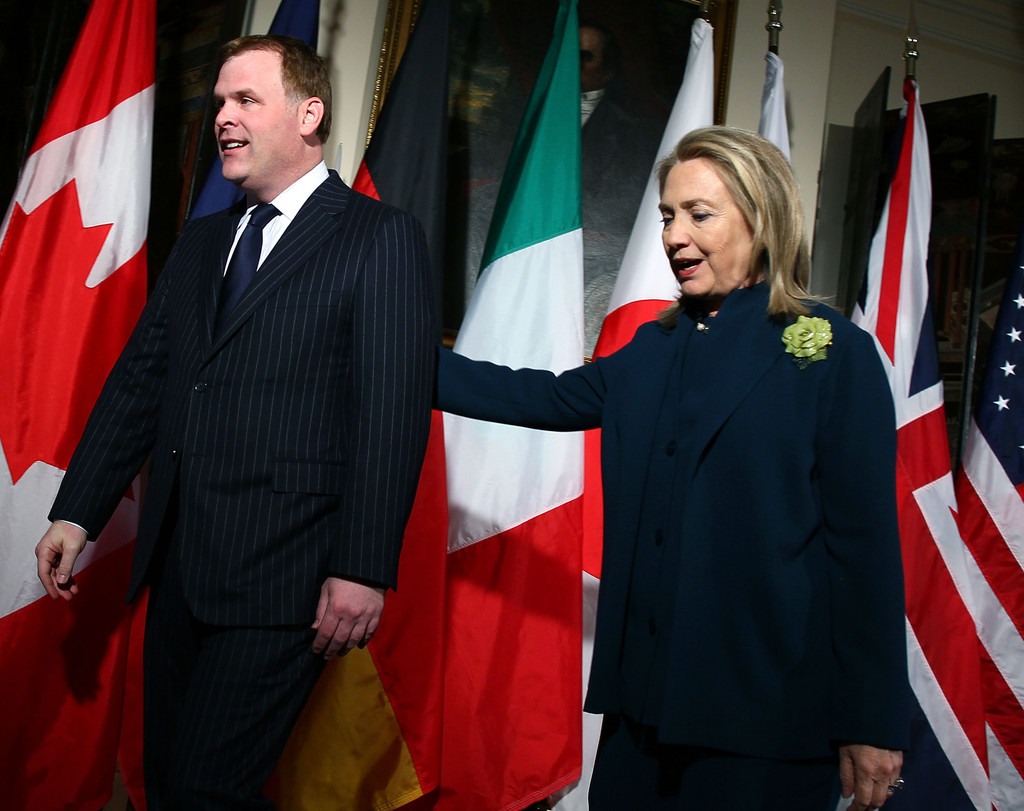 Photos: G8 Foreign Ministers Meeting