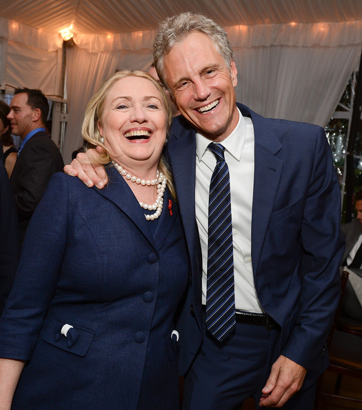 The Human Rights Campaign, The Global Equity Fund and The Elton John AIDS Foundation Honor Secretary of State Hillary Clinton and Sir Elton John - Inside