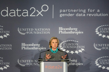 Hillary Clinton Hillary Clinton and Michael Bloomberg Team Up