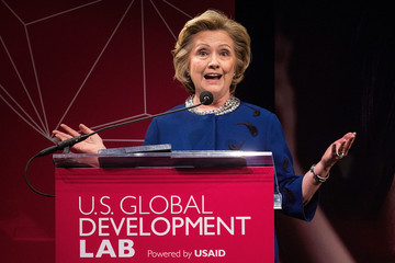 Hillary Clinton USAID Launch of US Global Development