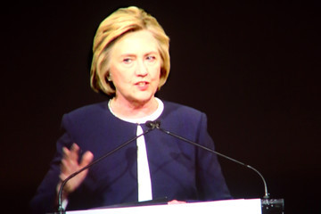 Hillary Clinton Hillary Clinton Delivers Keynote Address at Eagle Academy Fundraiser in NYC