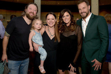 Hillary Lindsey Country Music Hall Of Fame And Museum Celebrates The Opening Of Little Big Town's Exhibition