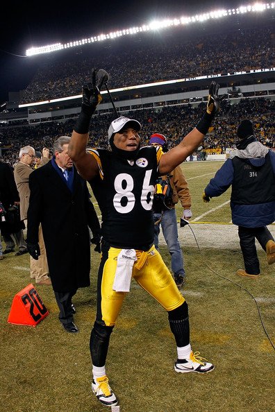 hines ward wife simone. Hines Ward - 2011 AFC