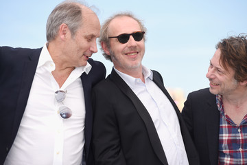 Hippolyte Girardot 'Ismael's Ghosts (Les Fantomes d'Ismael)' Photocall - The 70th Annual Cannes Film Festival