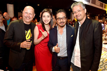 Hiroyuki Sanada Premiere of Universal Pictures and Illumination Entertainment's 'Minions' - After Party