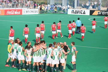 Taine Paton Hockey Olympic Final Qualifying Tournament - Day 12