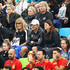 Richie Mccaw Photos - Former All Blacks captain Richie McCaw (white cap) watches the action during the Women's Pool A Match between Spain and New Zealand on Day 5 of the Rio 2016 Olympic Games at the Olympic Hockey Centre on August 10, 2016 in Rio de Janeiro, Brazil. - Hockey - Olympics: Day 5