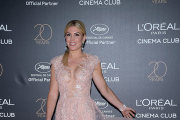 Hofit Golan Gala 20th Birthday of L'Oreal in Cannes - The 70th Annual Cannes Film Festival