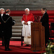 Sir Freddie Viggers His Holiness Pope Benedict XVI Pays A State Visit To The UK - Day 2