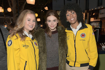 Holland Roden City Year Los Angeles Spring Break