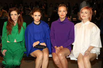 Holland Roden ICB - Front Row - Mercedes-Benz Fashion Week Spring 2015