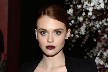 Holland Roden alice + olivia by Stacey Bendet and Neiman Marcus Present See-Now-Buy-Now Runway Show - Front Row and Backstage
