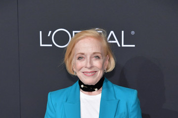 Holland Taylor ELLE's 25th Annual Women In Hollywood Celebration Presented By L'Oreal Paris, Hearts On Fire And CALVIN KLEIN - Red Carpet