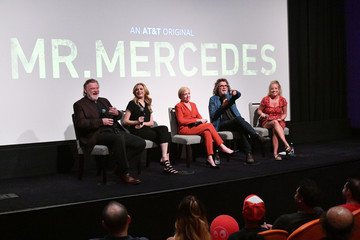 Holland Taylor Entertainment Weekly And Audience Network Host A First Look Screening Of 'Mr. Mercedes' Season 2