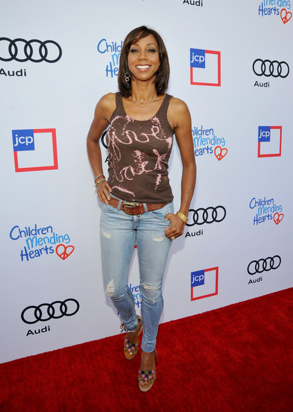 Holly Robinson Peete Pictures 1st Annual Children