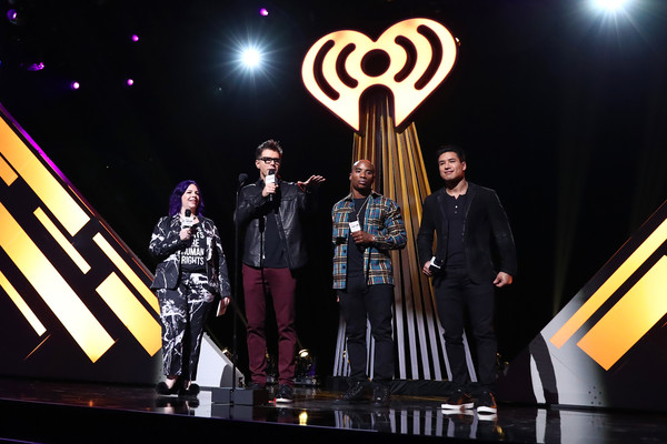 2019 iHeartRadio Podcast Awards Presented By Capital One – Show