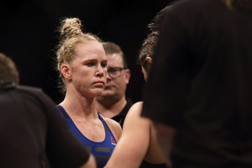Holly Holm UFC Singapore Fight Night
