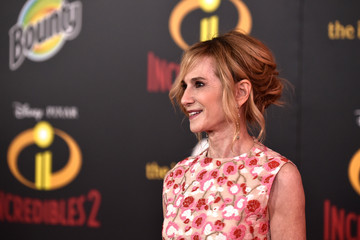 """Holly Hunter Premiere Of Disney And Pixar's """"Incredibles 2"""" - Arrivals"""