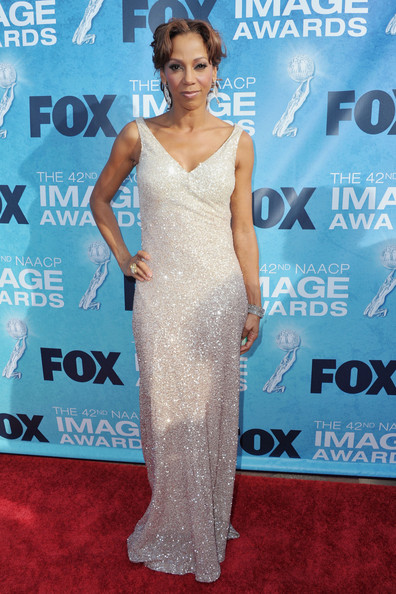 Holly Robinson Peete - 42nd NAACP Image Awards - Red Carpet
